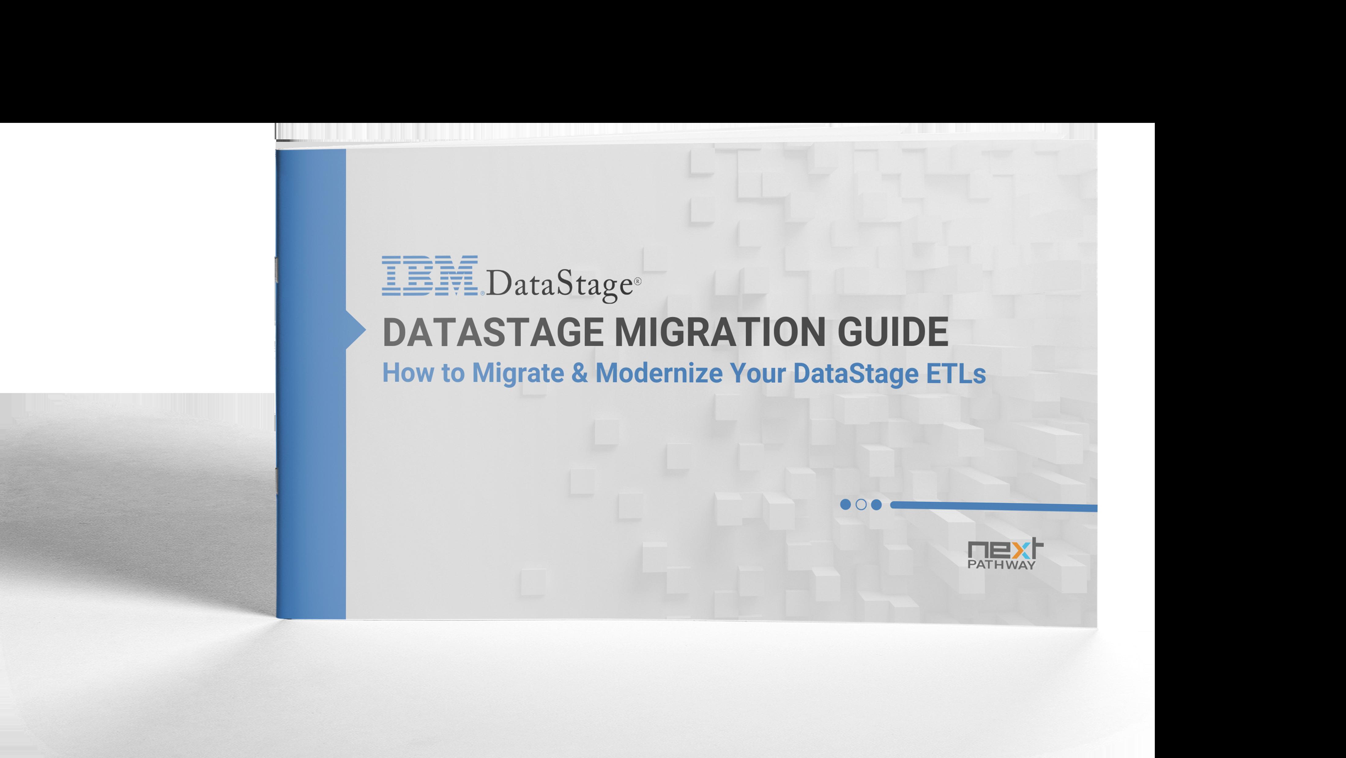 IBM DataStage Migration Guide