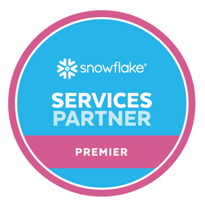 Snowflake Services Partner Premier3