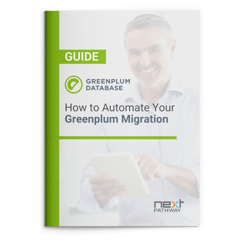 How to Automate Your Greenplum Migration