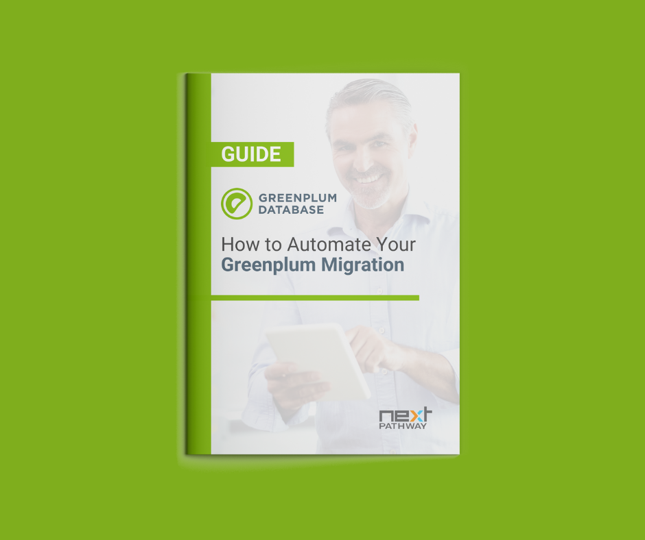 Greenplum Migration Guide