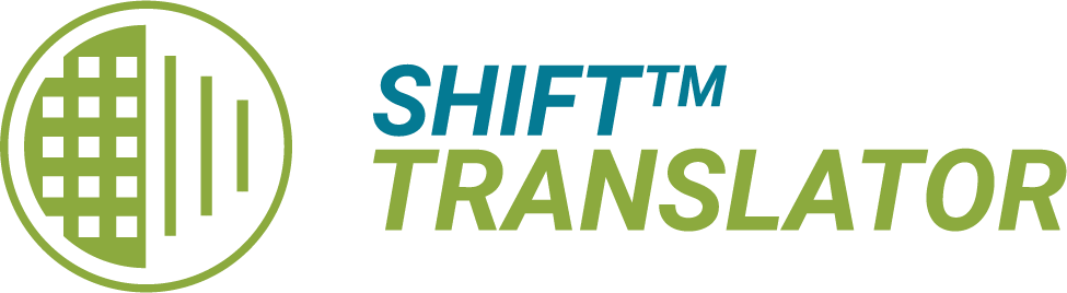 Shift TRANSLATOR 200x64pt