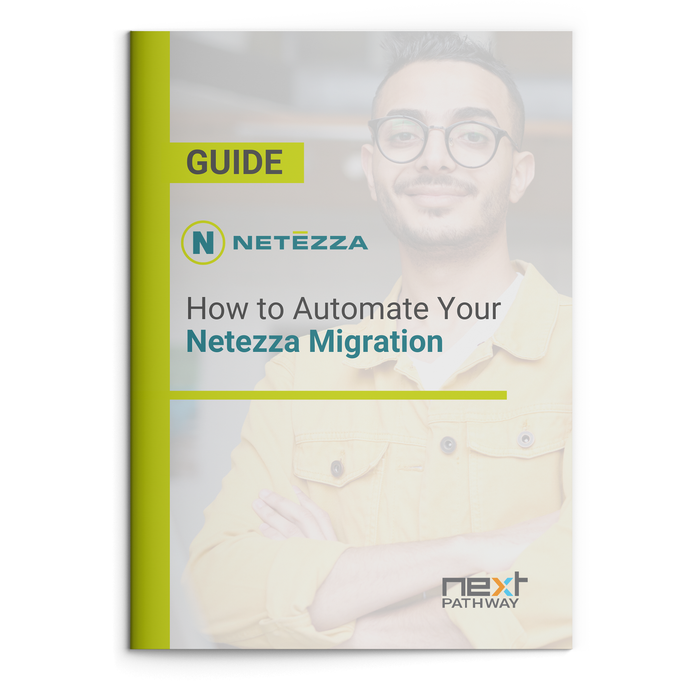 Vertical Cover_GUIDE Mockup_How to Automate Your Netezza Migration _April2021